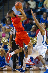 NCAA Basketball: Houston at Tulsa