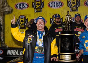NHRA: Auto Club Finals