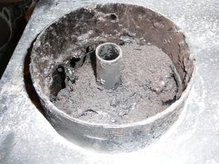 Defunct Wood burner part