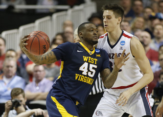 NCAA Basketball: NCAA Tournament-West Regional-Gonzaga vs West Virginia