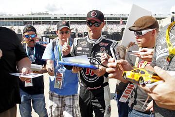 NASCAR: Bank of America 500-Practice