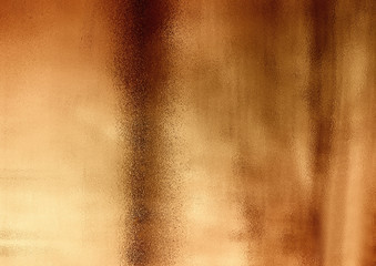 Bronze shinny abstract copper textured background