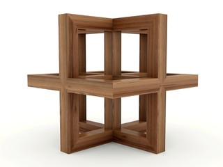 Cube, Leonardo da Vinci; Codex Atlanticus 0709r