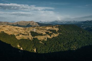 Mountain Komovi in Montenegro. Nice as desktop background