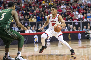 NCAA Basketball: Mountain West Conference Tournament-Fresno State vs Colorado State