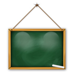 Close up of a black dirty chalkboard, Vector blackboard, blackboard school with chalk. ARDOISE D'ÉCOLE QUADRILLÉE AVEC CRAIE. Schiefertafel - Grün