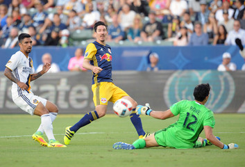 MLS: New York Red Bulls at LA Galaxy