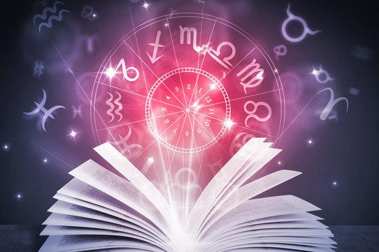 astrology horoscope book