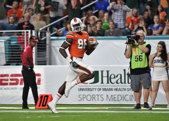 NCAA Football: Duke at Miami