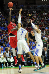 NCAA Basketball: NCAA Tournament-First Round-Kentucky vs Stony Brook
