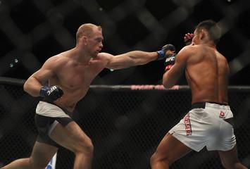 MMA: UFC Fight Night-Auckland Kunimoto vs Ottow