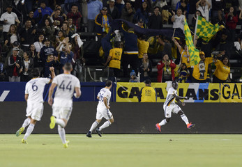 MLS: Real Salt Lake at LA Galaxy