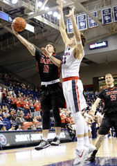 NCAA Basketball: St. Martin's at Gonzaga