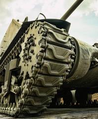 Sherman Panzer