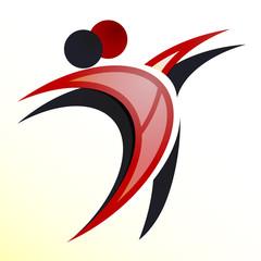 logo of love sports men
