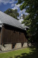 Cerkiew na Roztoczu