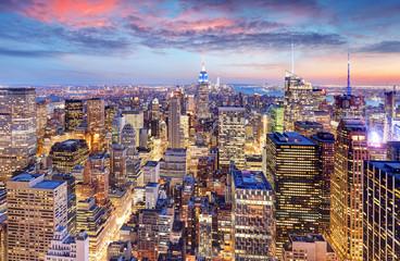 Fotomurales - New York City skyline, USA