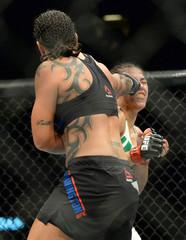 MMA: UFC 191-Andrade vs Pennington
