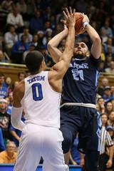 NCAA Basketball: Maine at Duke