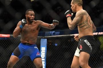 MMA: UFC 203-Medeiros vs Spencer