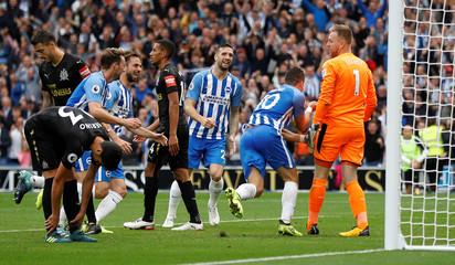 Premier League - Brighton & Hove Albion vs Newcastle United