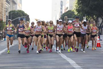 Track & Field: U.S. Olympic Marathon Trials