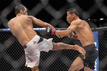 MMA: TUF Finale-Team Li vs Team Zafir