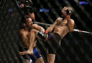 MMA: UFC 201- Brown vs Ellenberger