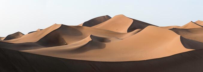 Golden dunes