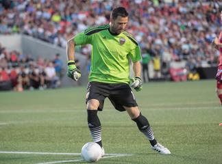 MLS: Vancouver White Caps FC at Ottawa Fury FC