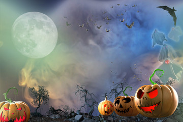 background on Halloween