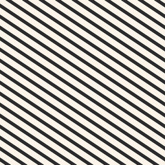 Diagonal stripes pattern. Vector seamless striped texture. Geometric lines