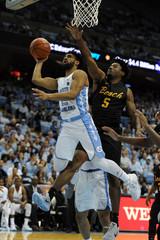 NCAA Basketball: Long Beach State at North Carolina