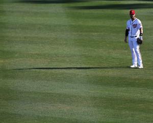MLB: Spring Training-New York Yankees at Washington Nationals