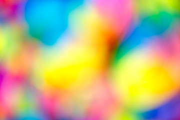 multicolor fullcolor colorful abstract blurry bokeh closeup texture background