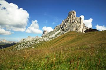 Mountain landscape. Dolomites