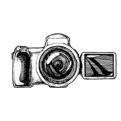 illustration of Bridge camera