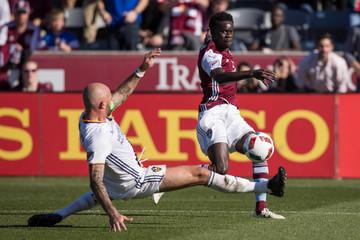 MLS: Playoffs-Los Angeles Galaxy at Colorado Rapids