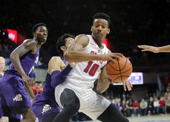 NCAA Basketball: Texas Christian at Southern Methodist