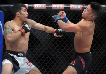 MMA: The Ultimate Fighter Finale-Sanchez vs Herrera