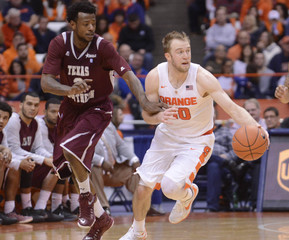 NCAA Basketball: Texas Southern at Syracuse