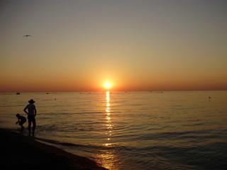 Sunset - Grand Bend