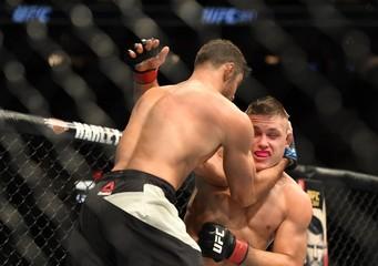 MMA: UFC 203-Dober vs Gonzalez
