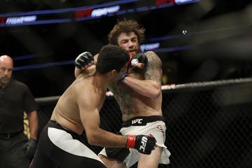 MMA: UFC Fight Night-Chiesa vs Dariush