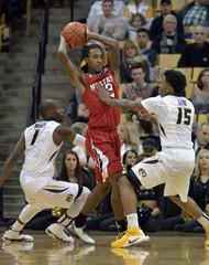 NCAA Basketball: North Carolina State at Missouri
