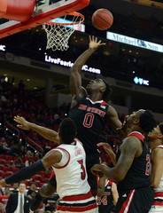 NCAA Basketball: Louisville at North Carolina State