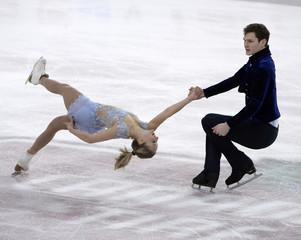 Figure Skating: 2017 Canadian National Skating Championships