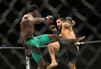 MMA: UFC 208 Brown vs Muhammad