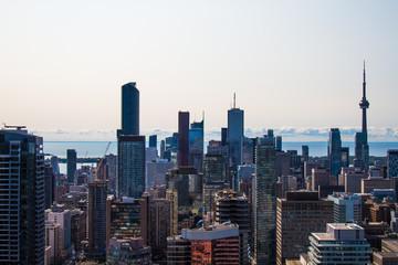 Toronto Skyline from the One-Eighty