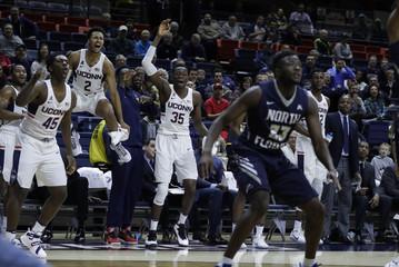 NCAA Basketball: North Florida at Connecticut